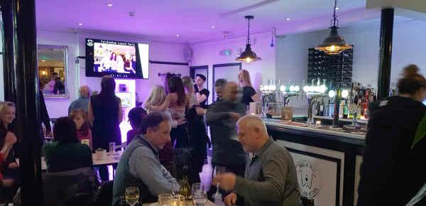 Vegan friendly bar in Twickenham and Surbiton