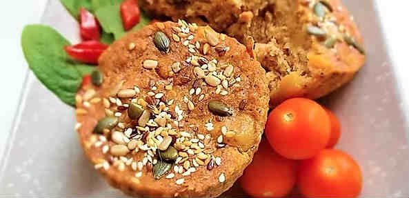 Vegan muffins for UK delivery