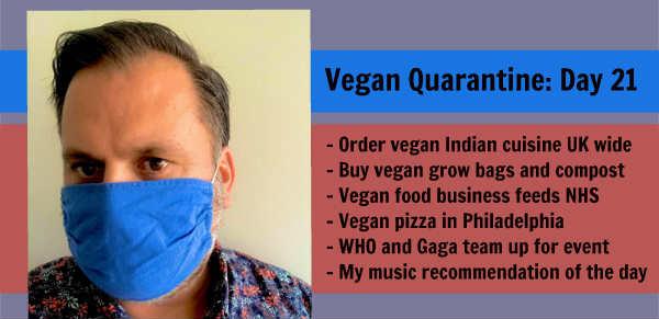 Vegan Quarantine: Day 21
