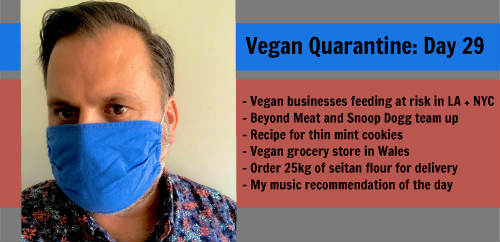 Vegan Quarantine: Day 29