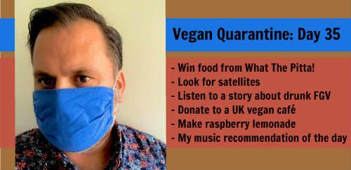 Vegan Quarantine: Day 35