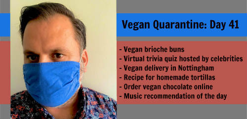 Vegan Quarantine: Day 41