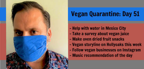 Vegan Quarantine: Day 51