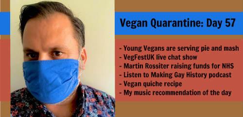 Vegan Quarantine: Day 57