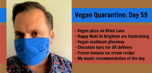 Vegan Quarantine: Day 59