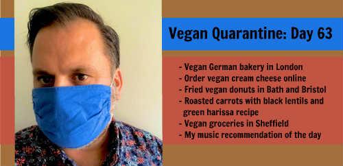 Vegan Quarantine: Day 63