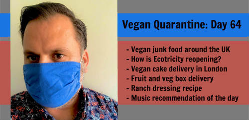 Vegan Quarantine: Day 64