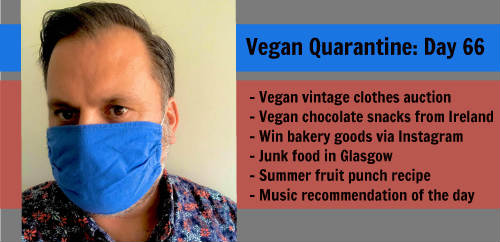 Vegan Quarantine: Day 66