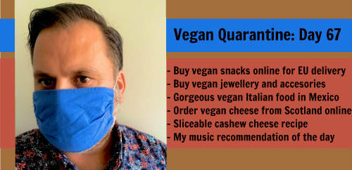 Vegan Quarantine: Day 67