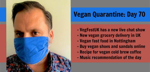 Vegan Quarantine: Day 70