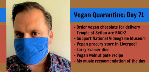 Vegan Quarantine: Day 71