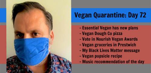 Vegan Quarantine: Day 72