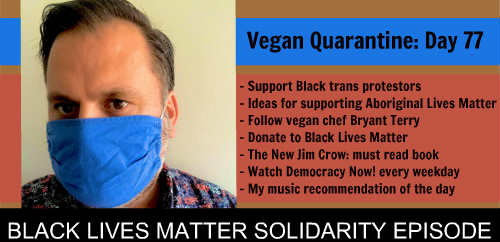 Vegan Quarantine: Day 77