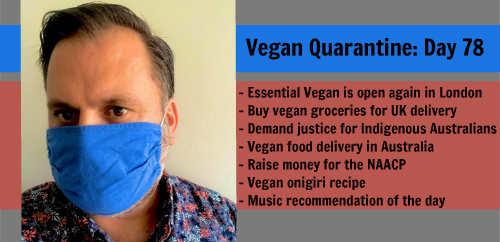 Vegan Quarantine: Day 78