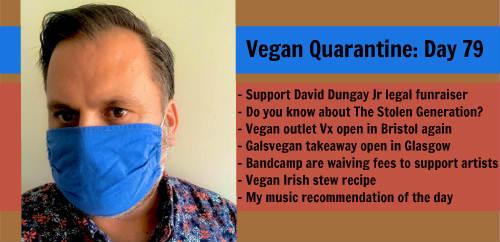 Vegan Quarantine: Day 79
