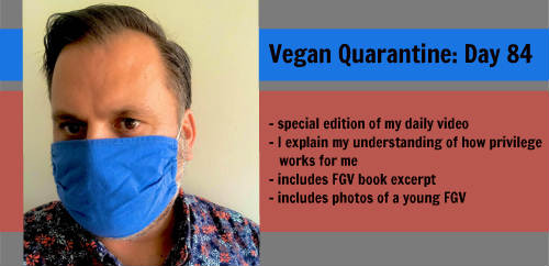 Vegan Quarantine: Day 84
