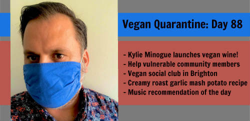Vegan Quarantine: Day 88