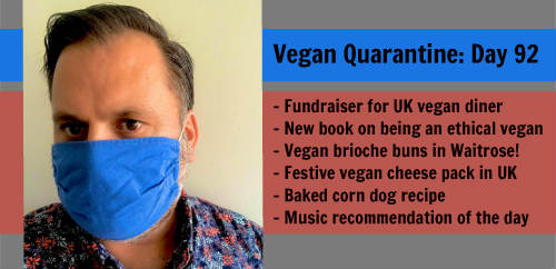 Vegan Quarantine: Day 92
