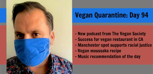 Vegan Quarantine: Day 94