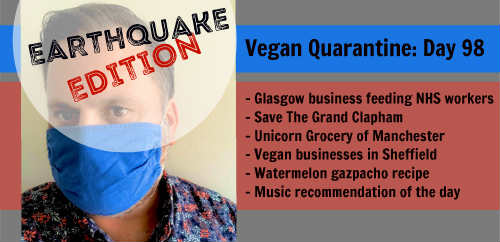 Vegan Quarantine: Day 98