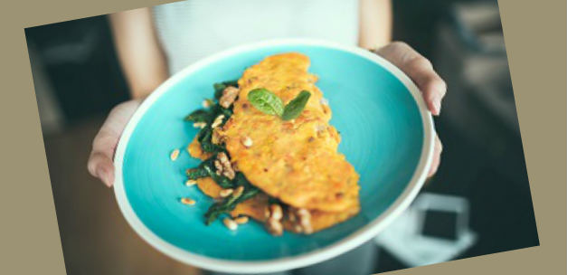 Aquafaba cooking class online