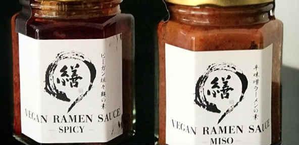 Buy vegan ramen sauce