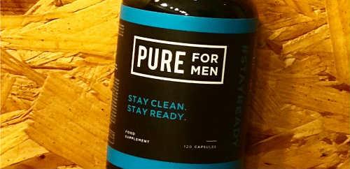 Vegan friendly supplement with unusual marketing