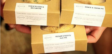 Order pies from the North for delivery