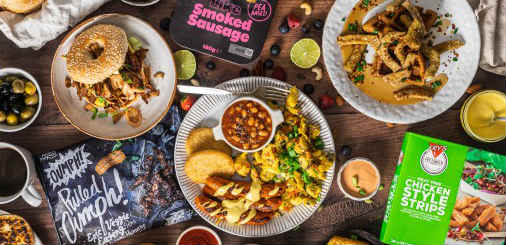Veganuary gets global sponsors