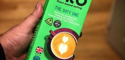 New oat milk on the block