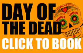 Fat Gay Vegan present Day Of The Dead